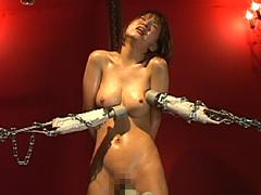 りょうクンニ動画|痙攣の館 拷問執行番号:01