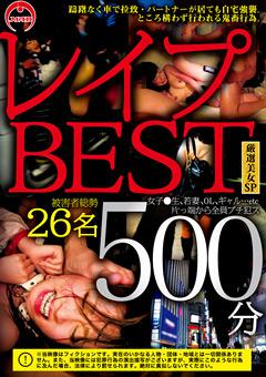 【シチュエーション動画】レイプBEST-500分