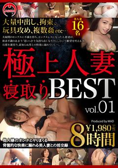 【熟女動画】極上人妻-寝取りBEST-vol.01