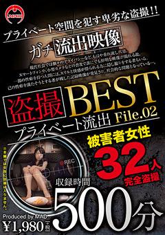 【盗撮動画】盗撮-プライベート流出500分-BEST-File.02