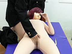 フェチ:性教育専用ドール