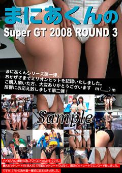 まにあくんのSuper GT 2008 ROUND3