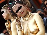 本当にあった金粉ショー リローデッド 1日目 【DUGA】