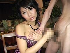 手コキ熟女3 高島恭子