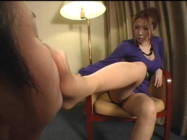 美熟女さんの手コキ、足コキ、尻コキ2 美原咲子 画像 5