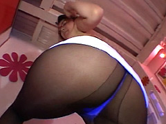 ダンス:熟女フェチズム パンスト尻で卑猥なダンスDX 4時間