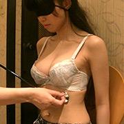 Fカップ巨乳美少女くすぐり身体測定