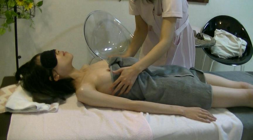 IdolLAB | marochannel-0109 極細スレンダー貧乳美女 レズオイルマッサージ
