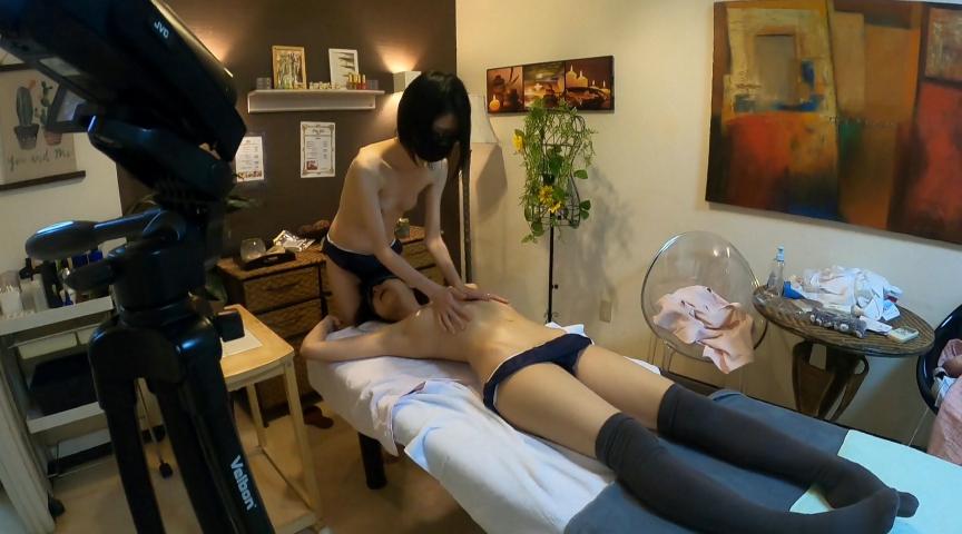 IdolLAB | marochannel-0110 乳首イキDカップ美女 はじめてのレズオイルマッサージ