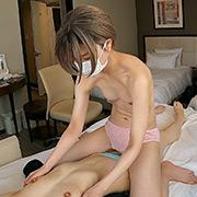 アスリート系女子大生 初めてのド緊張撮影PARTII