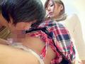 チ●ポを吸い込むバキュームケツマ●コ男の娘 白石かなのサムネイルエロ画像No.1