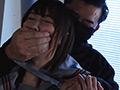 ロープで縛られ苦しみ悶える女(黒崎さく)-0