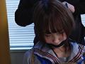 ロープで縛られ苦しみ悶える女(黒崎さく)-2