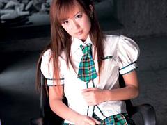 芸能人 藤崎りおを調教するプログラム:女優