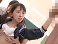 奇跡の美少女に大量顔射洗礼 神田るみ-7