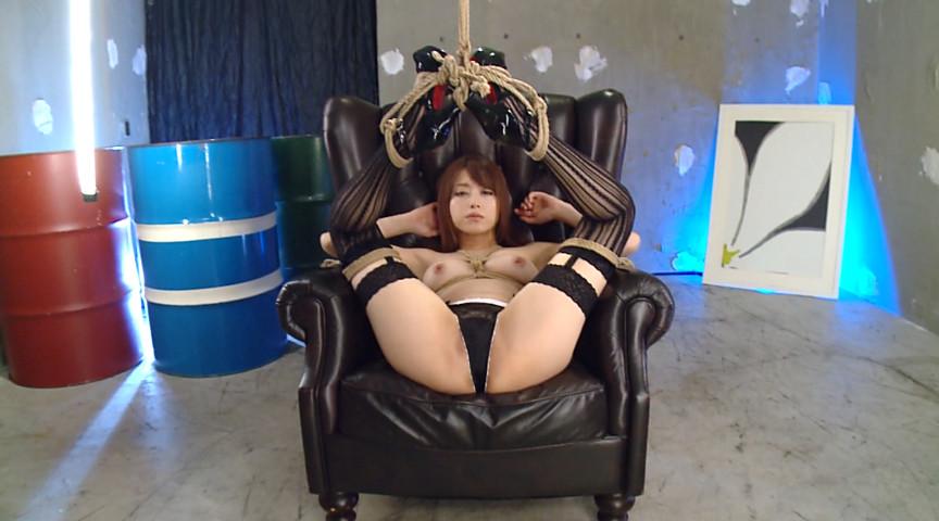 淫縛 ~喉奥と顔面に絡みつく精液~ 吉沢明歩 画像 6