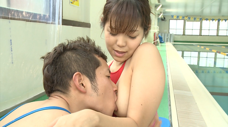 麗しの競泳水着×佐々木玲奈 画像 3