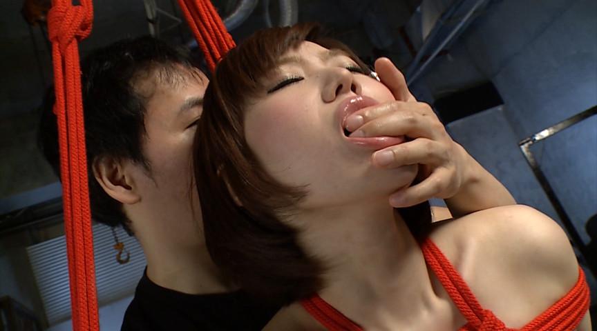 緊縛肉奴隷 人妻調教 森ななこ 画像 13