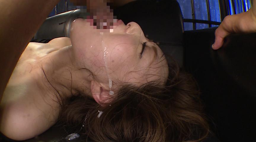 変態マゾヒスト ボンテージ嬢 イラマチオ調教 吉沢明歩 画像 18