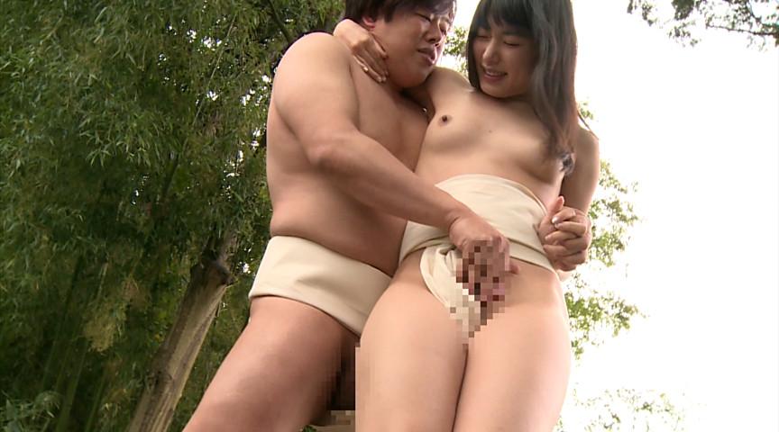 由愛可奈のふんどし大相撲 画像 11