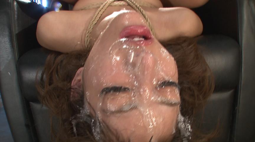 淫縛 ~喉奥と顔面に絡みつく精液~ 麻生希 画像 20