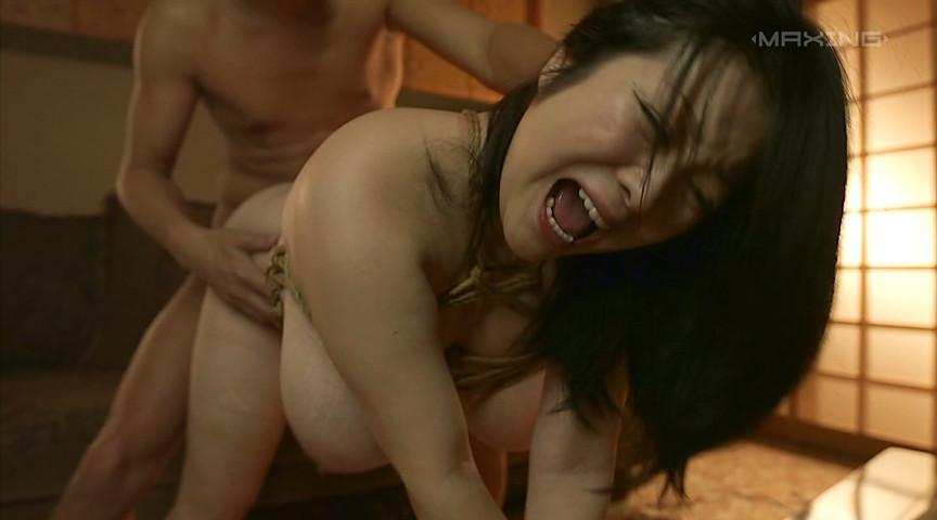 緊縛奴隷調教され快楽堕ちする背徳未亡人 小向美奈子 画像 11