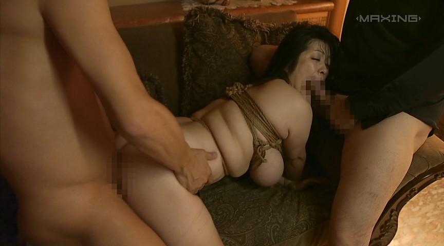 緊縛奴隷調教され快楽堕ちする背徳未亡人 小向美奈子 画像 12