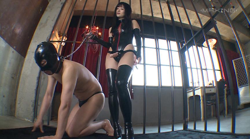 至高のペニバンアナル男犯 大槻ひびき 画像 1