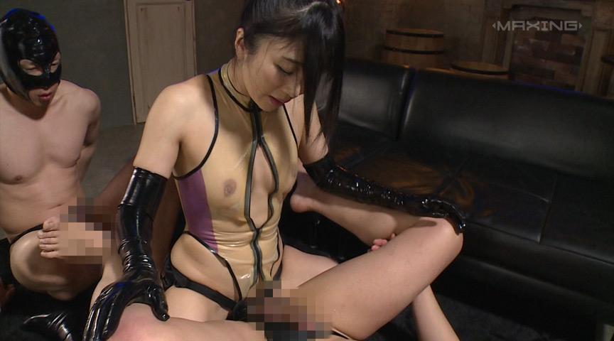 至高のペニバンアナル男犯 大槻ひびき 画像 18