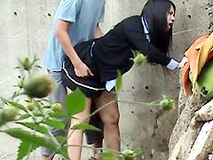 青姦カップル盗撮 無修正動画美女 無料エロ動画まとめ|H動画ネット