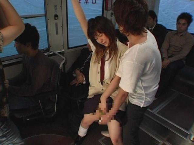 BEST OF 女子校生痴漢バス19人4時間