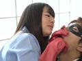 痴女清掃員のゴム手袋手コキマゾ射精WASH!-0
