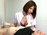 痴女歯科衛生士のゴム手袋手コキマゾ射精CLEANING! 2