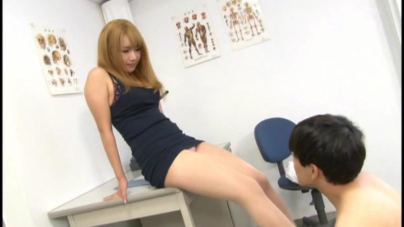 IdolLAB | megami-0145 M男が夢中になる保健室のアナル責め先生 如月夏希