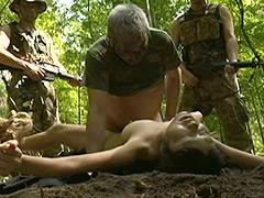 女体凌辱 悪夢の婦女暴行部隊