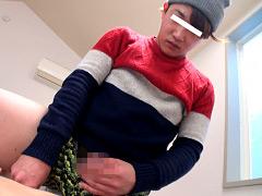 【ゲイblのフェラ動画】クリックリの目が超カワイイ優が主観フェラで責める!