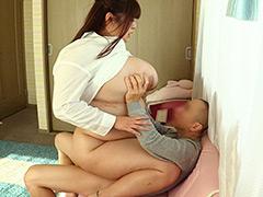 ぽっちゃり:新潟に住む誘惑Lカップ豊満肉姉さんの自宅へ。