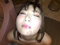【激カワ普通科ギャル】に生中出し 人生初3P☆顔射動画販売