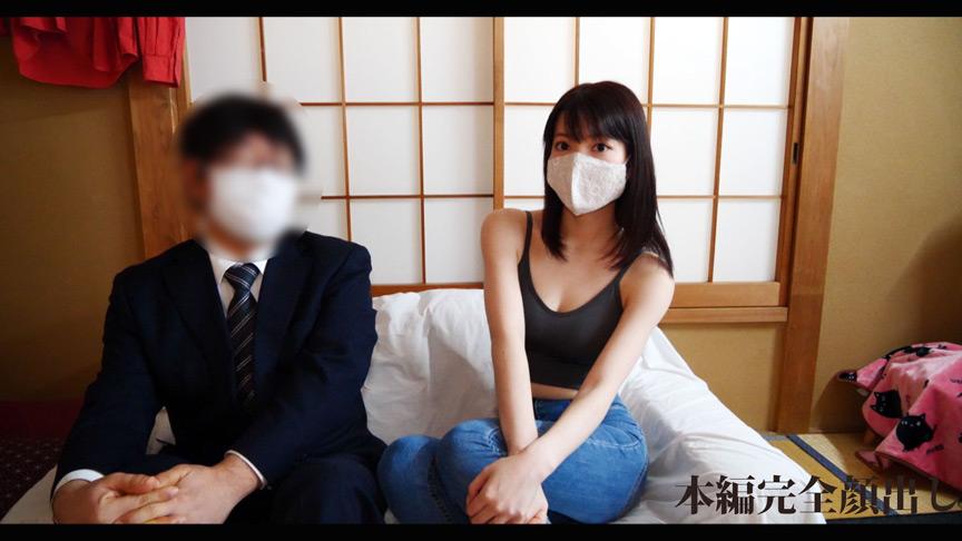 本物現役CA夫婦で応募 旦那の前で犯される美人妻