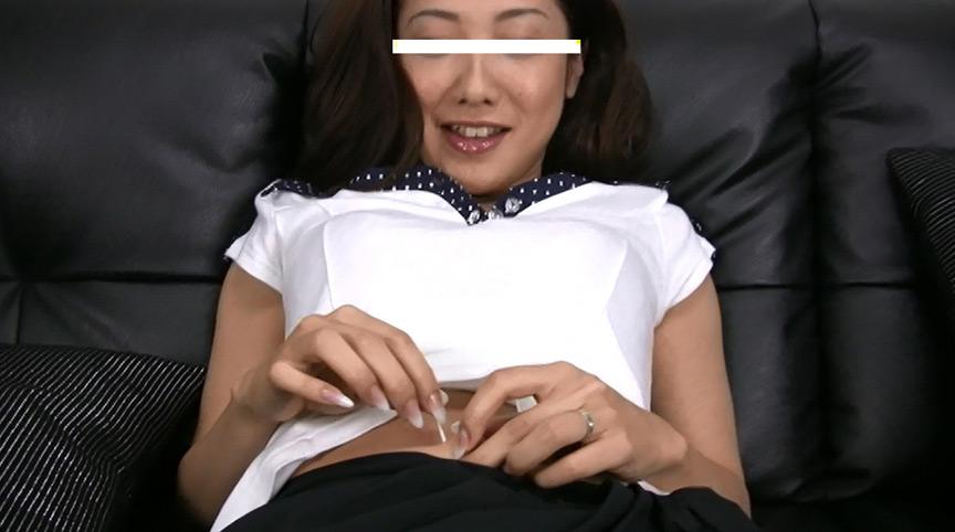 熟女の臍(へそ)研究所 前編
