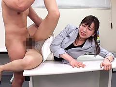 パンスト:パンスト妄想脚 大浦真奈美