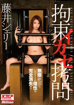 拘束イカセ拷問 藤井シェリー