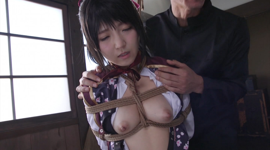 緊縛コスプレ 佐倉絆 画像 1