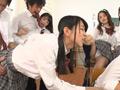 生徒会長の座を狙うヤリマン女子校生の中出し肉弾選挙戦-0