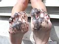 SK-01 綺麗な足の裏 汚い足の裏 VOL.1 無料画像4