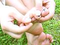 綺麗な足の裏 汚い足の裏 VOL.1 の画像13