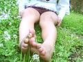 SK-01 綺麗な足の裏 汚い足の裏 VOL.1 無料画像9