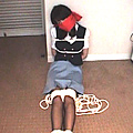 Bound Working Woman