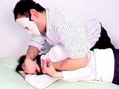 窒息 The Breath Holding 窒息ハンド 窒息フェチシリーズ Volume.02