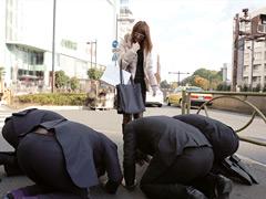 土下座人妻素人ナンパ take-1